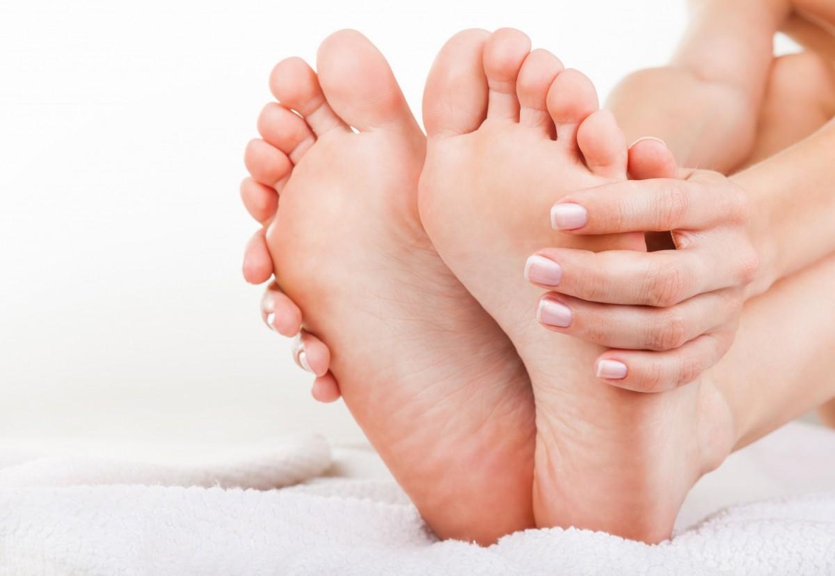 Uma dica para cuidar dos pés